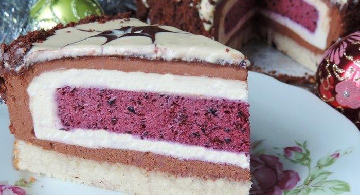 Муссы торты рецепты