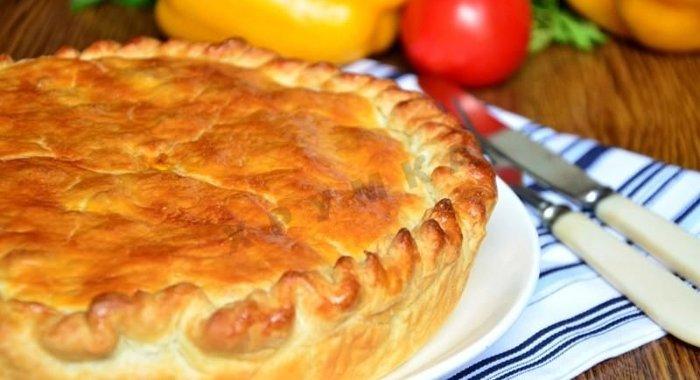Пироги рецепты с простые с картошкой
