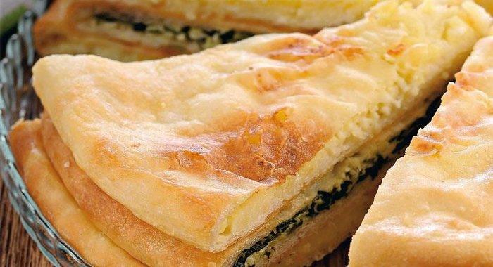 Осетинские пироги тонкие рецепт