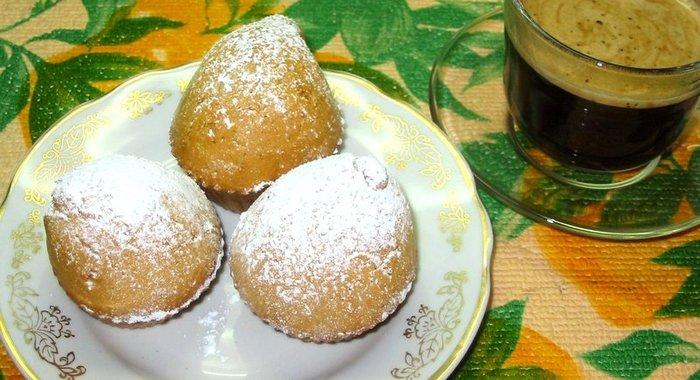 Рецепт домашнего кекса лимонного