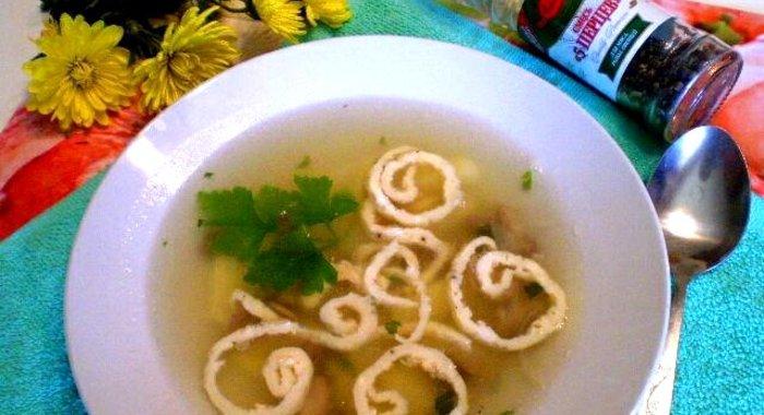 простой картофельный суп рецепт с фото