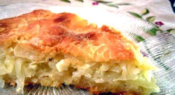Пирог дрожжевой с капустой в мультиварке рецепты с фото
