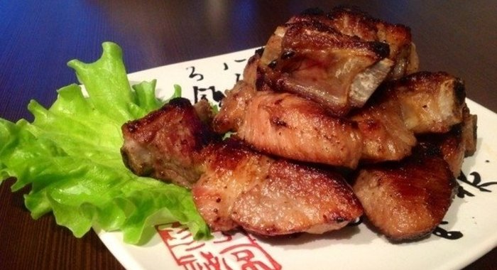 Ребрышки свиные в духовке рецепт пошагово с