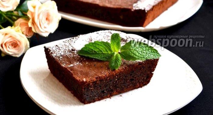 Шоколадный торт легкий рецепт с фото пошагово