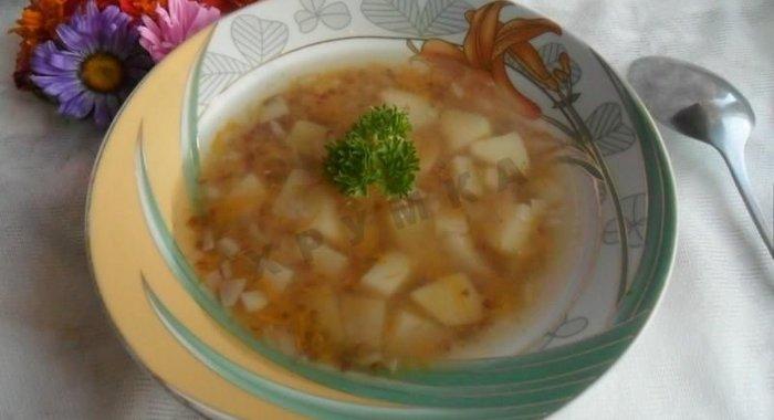суп из говядины пошаговый рецепт с фото