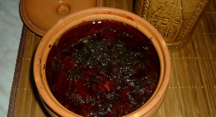 Суп в горшочке пошаговый рецепт с