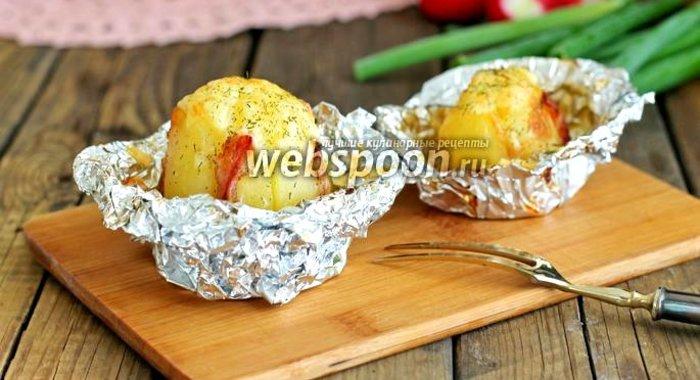 Блюда из картошки простые рецепты в духовке