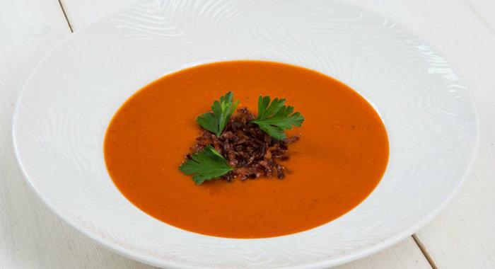 Французский томатный суп рецепт