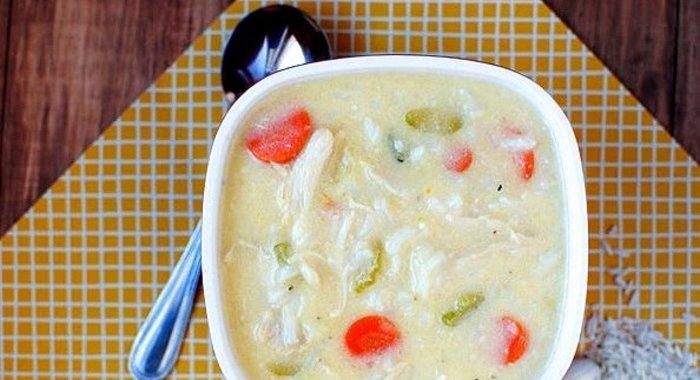 Рецепт сырный суп пошагово с фото