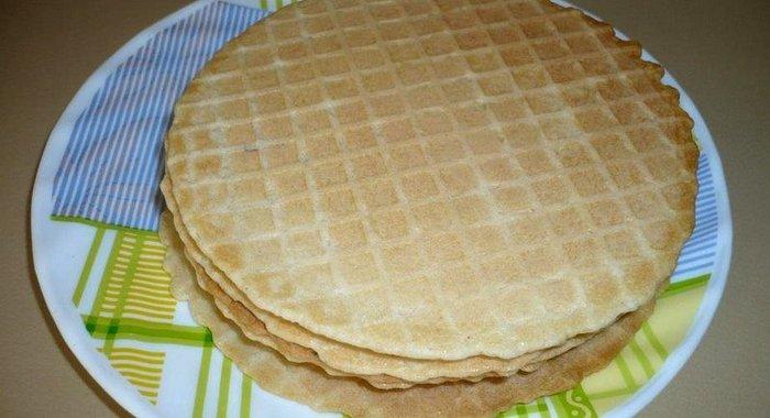 пошаговый рецепт вафель фото