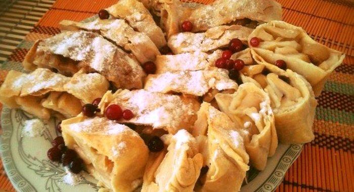 Печенье суворовское рецепт