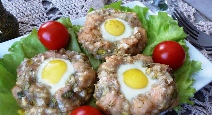 куриные биточки рецепт с фото пошагово