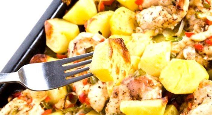 Простые блюда из вареной курицыы