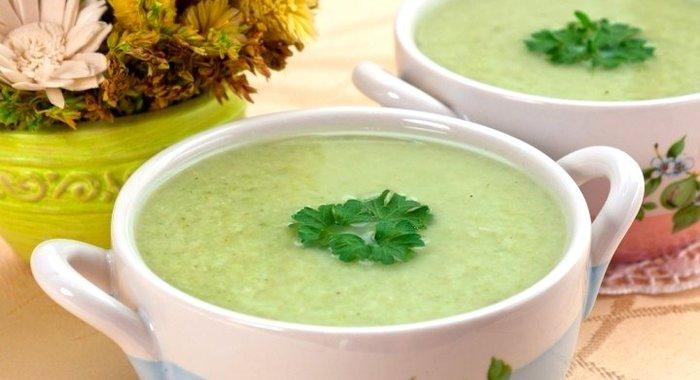 Суп с брокколи рецепт пошаговый