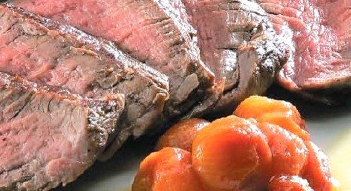 Мраморная говядина в фольге в духовке рецепт