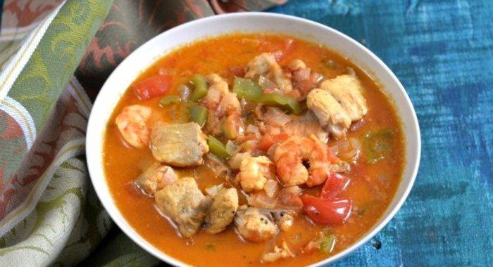 Рецепт рыбного супа с томатом