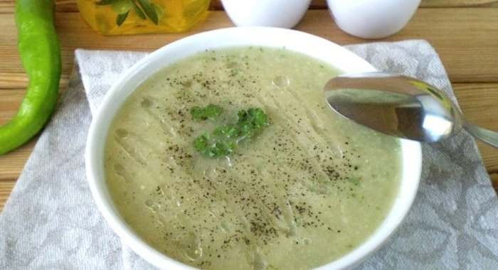 Суп пюре из шампиньонов с картофелем рецепт пошагово