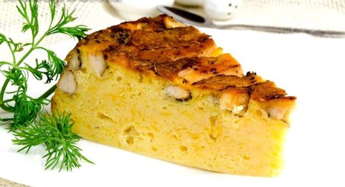 Сырный пирог рецепты с фото в мультиварке