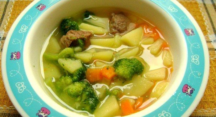 Детские супы от 2 лет рецепты с фото пошагово