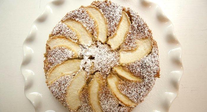 Рецепт американского яблочного пирога пошагово с