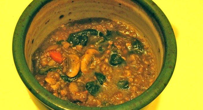 Вкусный грибной суп пошагово