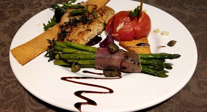 Блюда из сибаса рецепты с фото