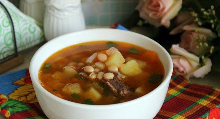 Суп мясной рецепты простые фото