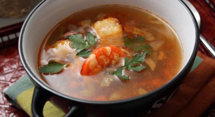 часто острый рыбный суп рецепт с фото появившиеся без