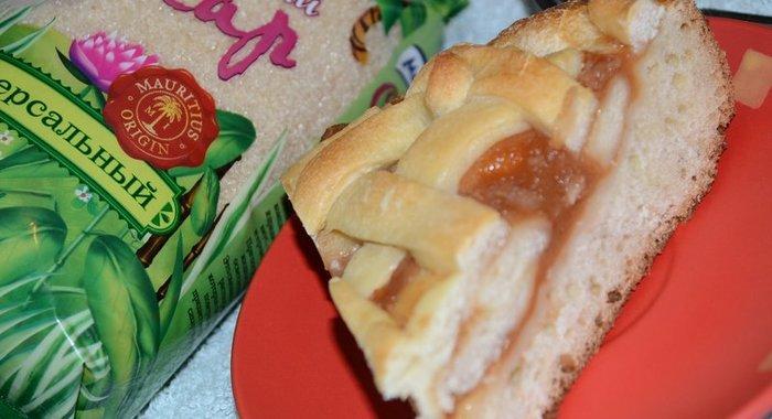 Пирожки с яблочным повидлом рецепт