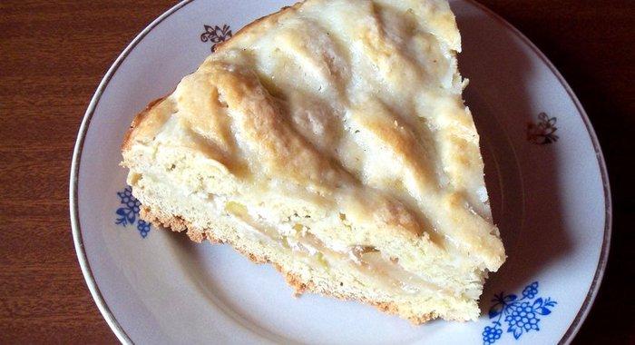 Яблочный пирог рецепты с фото пошагово