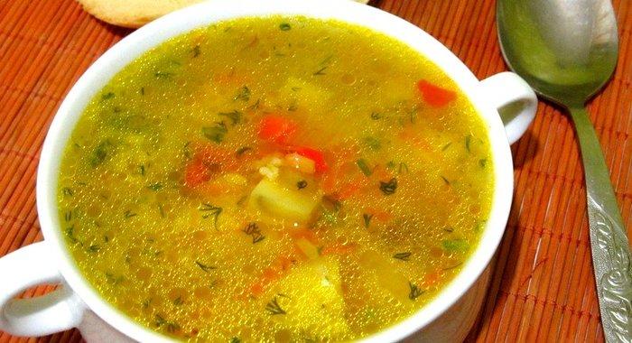 Как приготовить из мексиканской смеси суп
