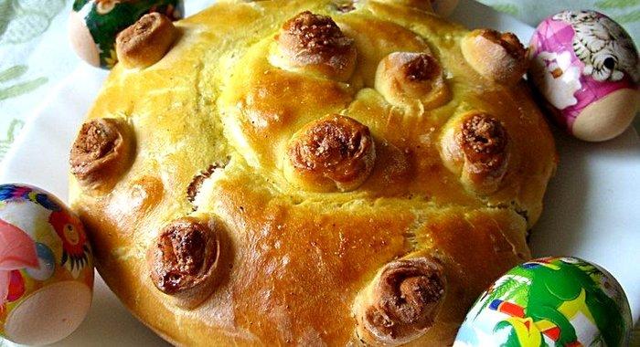 Пироги пасхальные рецепт с