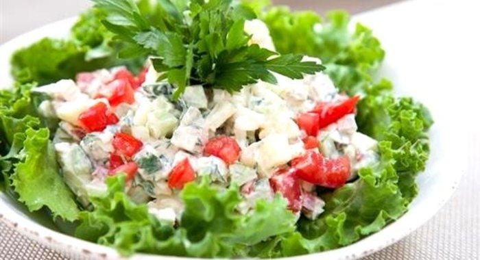 Рецепт салата юлия