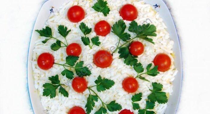 Рецепты пошаговые с салаты