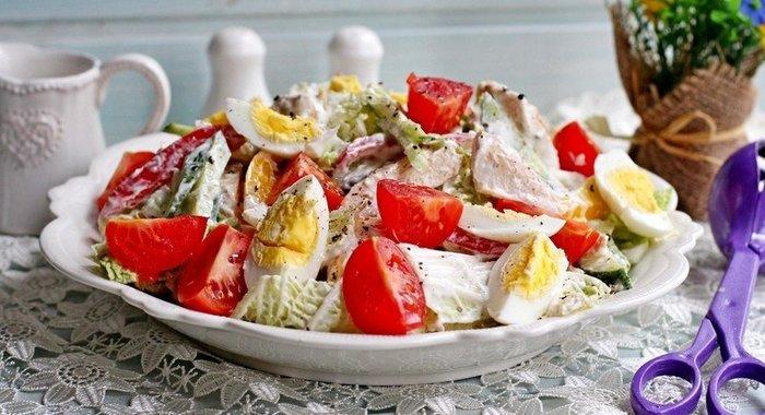 Турецкие блюда простыеы
