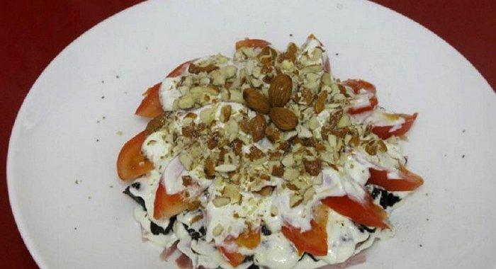 Салат с черносливом рецепты с пошагово