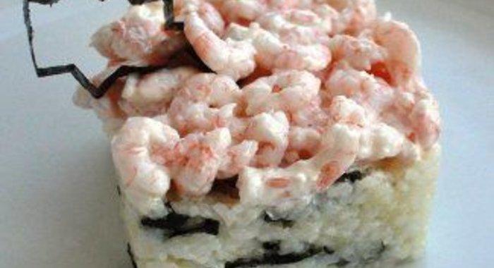 Ленивые суши рецепты с фото