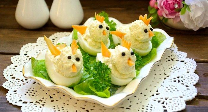 Салат цыпленок рецепт