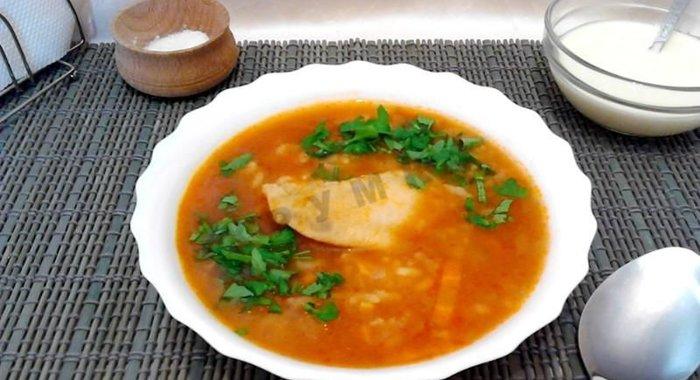 Рецепт харчо из курицы с картошкой пошагово