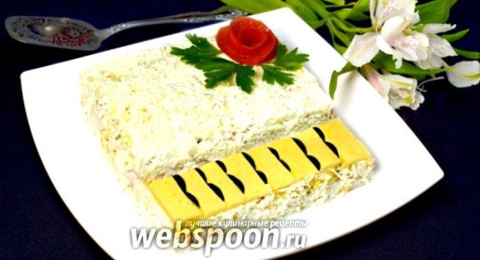 Быстрые и простые рецепты салатов с фото