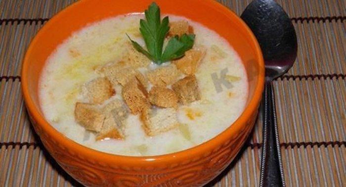 Приготовить сырный суп пошагово с фото