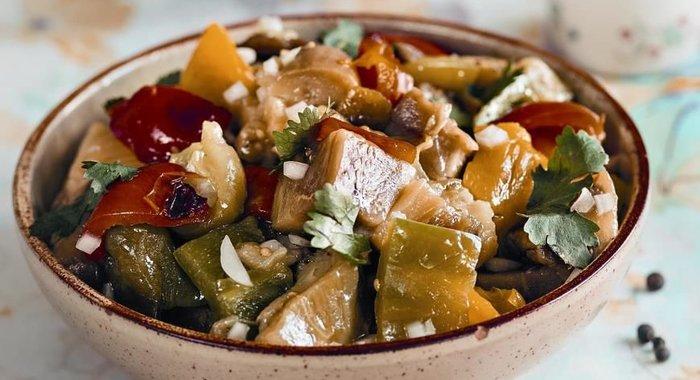 Армянская кухня салаты с фото
