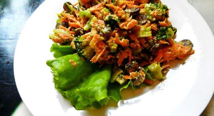 Салат с сердце рецепт с в домашних условиях