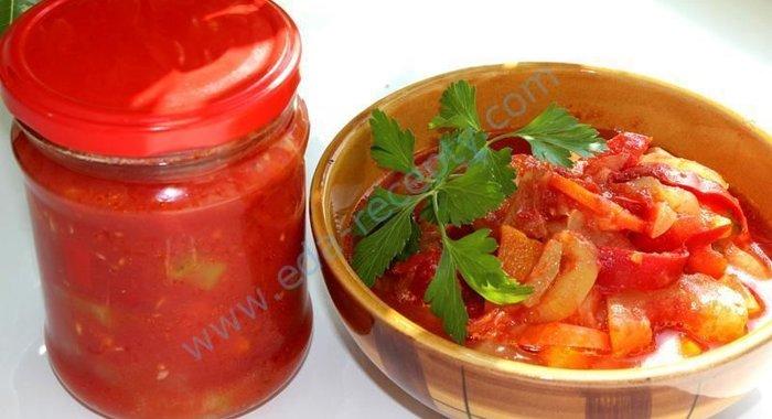 Рецепты лечо из кабачков на зимуы с фото