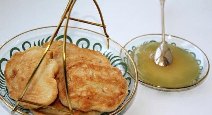 Лепёшка на сковороде рецепт пошагово