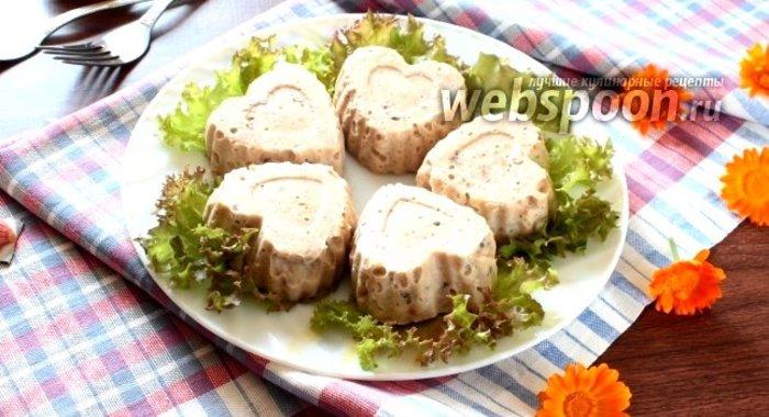 Рыбное суфле рецепт с фото