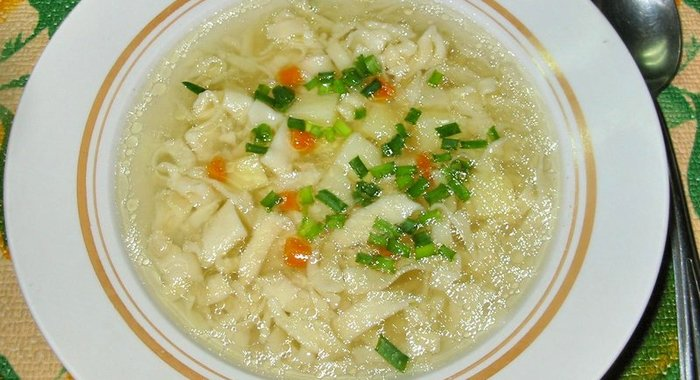 черты куриный суп лапша рецепт с фото пошагово Для загрузки