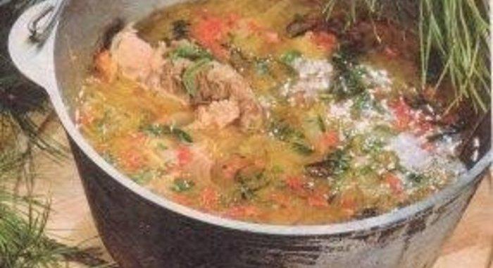 Капустняк рецепт с фото пошагово