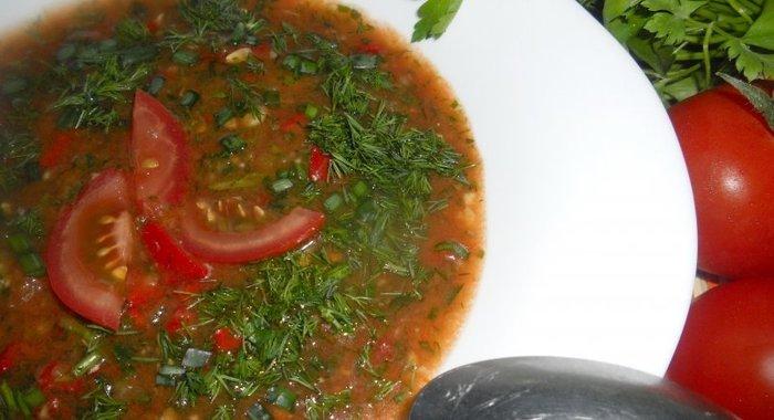 Суп из овощей рецепт пошаговый