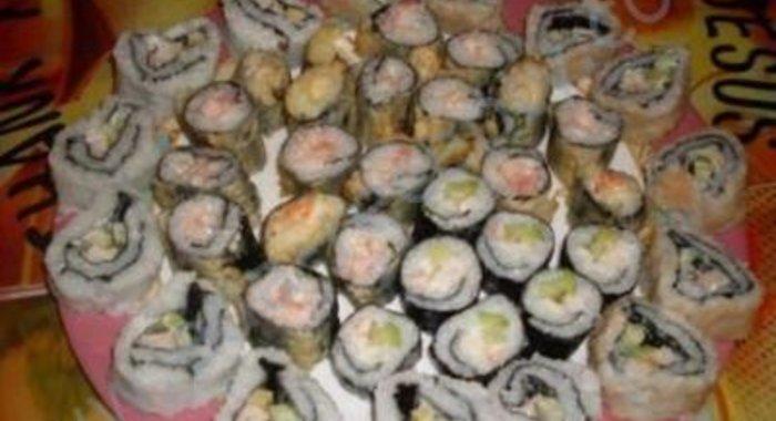 Горячие суши и роллы в домашних условиях рецепты